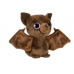Petjes Glitter Eyes Bat Soft Toy