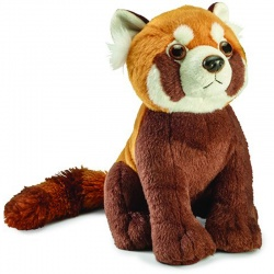Petjes Anipals Red Panda Small Soft Toy