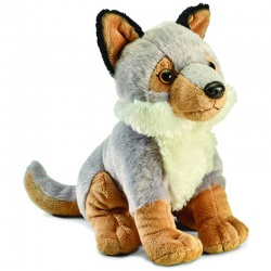 Petjes Anipals Wolf Small Soft Toy
