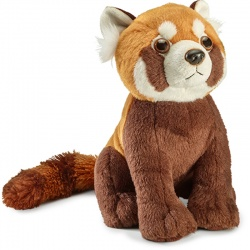 Petjes Anipals Red Panda Soft Toy