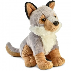 Petjes Anipals Wolf Soft Toy
