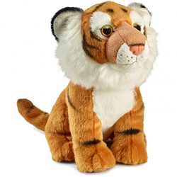 Petjes Anipals Tiger Small Soft Toy
