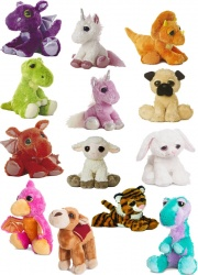 Aurora Dreamy Eyes Plush Soft Toy Selection