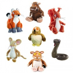 Gruffalo set of 7 Characters