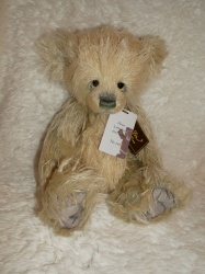 Charlie Bears Isabelle Anais 37cm Limited Edition 2015 Teddy Bear