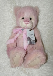 Charlie Bears Isabelle Blancmange 42cm Limited Edition 2016 Teddy Bear