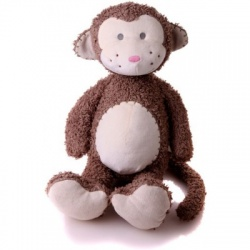 Charlie Bears Meme Monkey Large