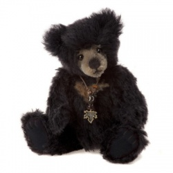 Charlie Bears Minimo Retired Moonbeam Mohair Teddy Bear