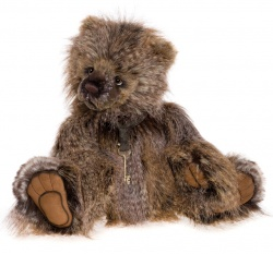 Charlie Bears Chinwag Teddy Bear