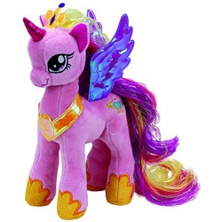 TY My Little Pony Princess Cadance Soft Toy