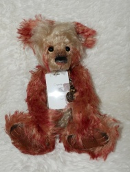 Charlie Bears Isabelle Cagney 37cm Limited Edition 2015 Teddy Bear