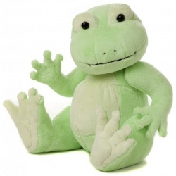 Charlie Bears Baby Boutique Frederick Frog Soft Toy