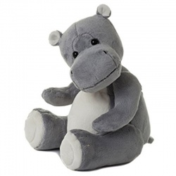 Charlie Bears Baby Boutique Henrietta Hippo Soft Toy