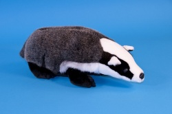 Dowman Badger 36cm Plush Soft Toy