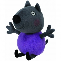 TY Peppa Pig Danny Dog Plush Toy Animal