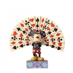 Disney Traditions All Decked Out Mickey Mouse Figure