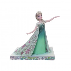 Disney Traditions Celebration of Spring Elsa Figure