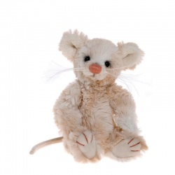 Charlie Bears Doc 2016 Mouse Soft Toy