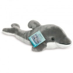 Teddy Hermann Dolphin Plush Soft Toy Animal