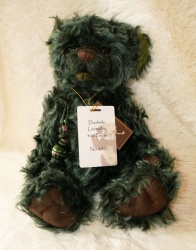 Charlie Bears Isabelle Doolittle Retired 2012 Mohair Limited Edition Teddy Bear