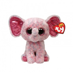 TY Beanie Boo Ellie Plush Soft Toy Elephant