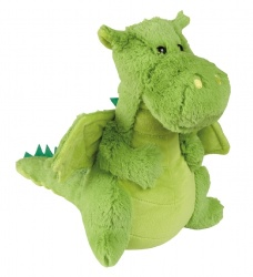 Ravensden Green Dragon Plush Soft Toy Animal