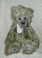 Charlie Bears Isabelle Footprints 46cm Limited Edition 2015 Teddy Bear