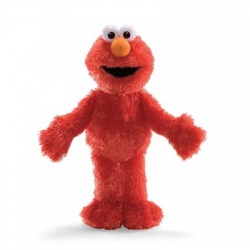 Elmo Soft Toy Plush Soft Toy
