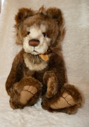 Charlie Bears Graeme Teddy Bear - Rare - New