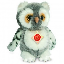 Teddy Hermann Grey Owl Plush Soft Toy