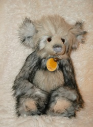 Charlie Bears Heidi Teddy Bear