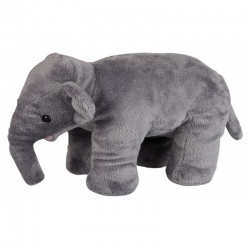 Ravensden Indian Elephant Plush Soft Toy Animal