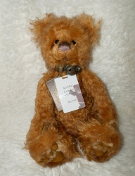 Charlie Bears Isabelle Kerfuffel 38cm Limited Edition 2015 Teddy Bear