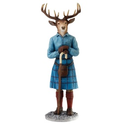 Stags With Style Malcolm Figurine