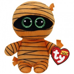TY Halloween Mask the Mummy Beanie Boo
