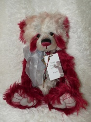Charlie Bears Isabelle Mingle 37cm Limited Edition 2015 Teddy Bear