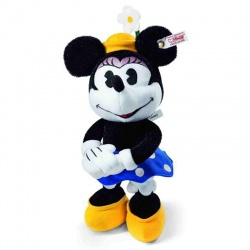 Steiff Minnie Mouse Stuffed Toy Animal