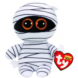 TY Halloween Mummy the White Mummy Beanie Boo