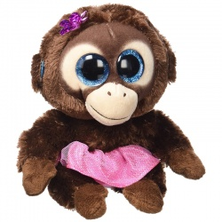 TY Beanie Boo Nadya the Monkey