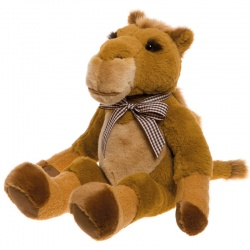 Charlie Bears Bearhouse Bears Oakfield Camel