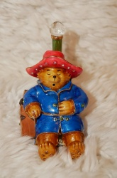 Hidden Treasures Rare Paddington Bear Sleeping