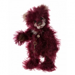 Charlie Bears Plumduff Ltd Edition