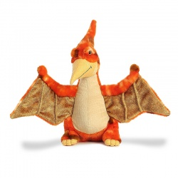 Aurora World Pteranodon Small Plush Soft Toy Dinosaur