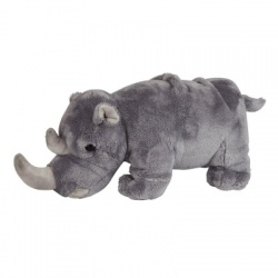 Ravensden Rhino 26cm Plush Soft Toy
