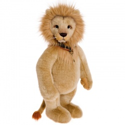 Charlie Bears Rex 2016 Lion Soft Toy