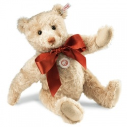 Steiff British Collectors Bear 2014 Mohair Teddy