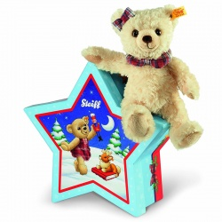 Steiff Clara Teddy Bear in Star Box