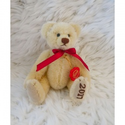 Teddy Hermann 2017 Small Club Gift Bear