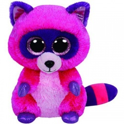 TY Beanie Boos Roxie the Raccoon