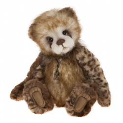 Charlie Bears Tegan 2017 Teddy Bear